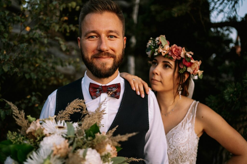 sesja ślubna saksonia